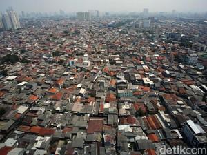 Jumlah Penduduk Meningkat, Hunian di DKI Semakin Padat