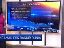 Ancaman PHK Bankir Dunia