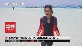 VIDEO: Pesona Wisata Karimunjawa