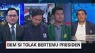 VIDEO: Klarifikasi Presiden Mahasiswa Trisakti Usai ke Istana