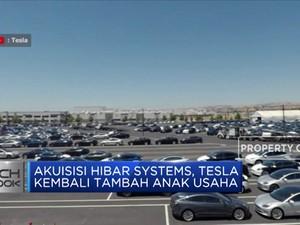 Tambah Anak Usaha, Tesla Akuisisi Hibar System