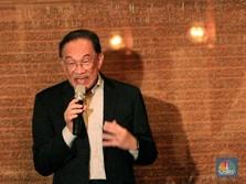 Sebelum Serahkan Surat Resign, Mahathir Bertemu Anwar Ibrahim