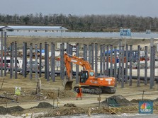 Jokowi Mau Kebut Lagi Infrastruktur, Butuh Rp 2.000 Triliun