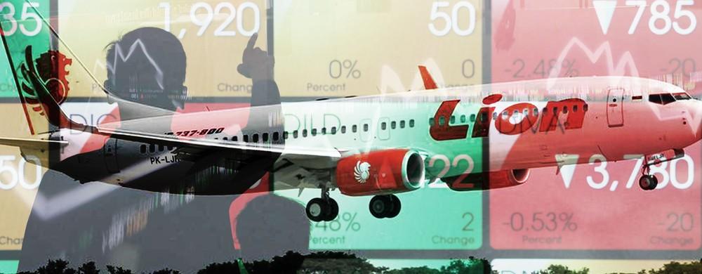 Gebrakan Lion Air, Berani IPO Saat Pasar Tak Bagus