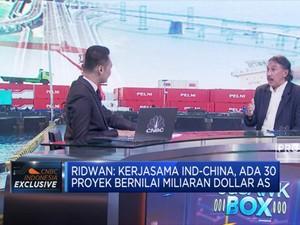 Kemenko Maritim Sebut kerjasama RI-China Akan Menguntungkan