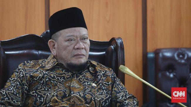 La Nyalla soal Wiranto: Mana Ada yang Mau Disetting Ditikam?