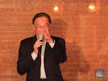 Merasa Dikhianati, Anwar Ibrahim Batal Jadi PM Malaysia?