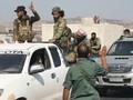 VIDEO: Pasukan Turki Merapat ke Perbatasan Suriah