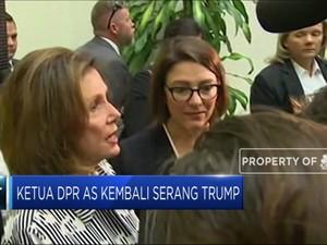 Ketua DPR AS Serang Trump Lagi