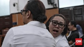 Jelang Sidang di PN Jaksel, Nunung Berharap Dituntut Ringan