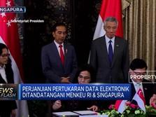 Makin Mesra, Indonesia-Singapura Jalin Kerjasama Tukar Data