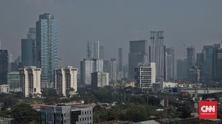 Jakarta Raih Rekor Tertinggi Realisasi Investasi