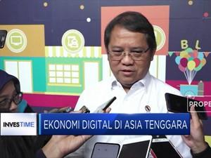 Indonesia Bakal Jadi Jawara Ekonomi Digital, Ini Alasannya