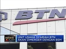 Perhatian! Unit Usaha Syariah BTN & BSM Akan Dimerger