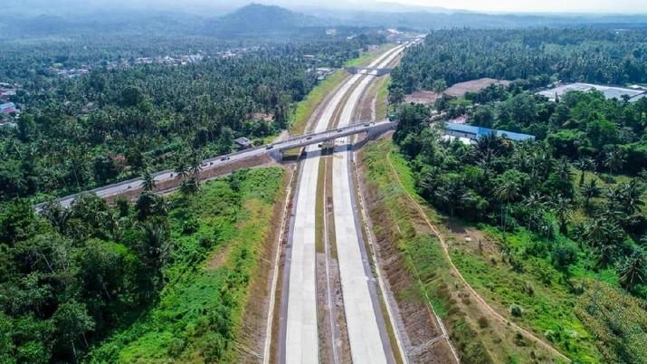Molor, Tol Manado-Bitung Baru Bisa Operasi di 2020