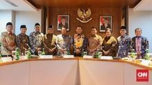 Sambangi Rumah SBY, MPR Sampaikan Undangan Pelantikan Jokowi