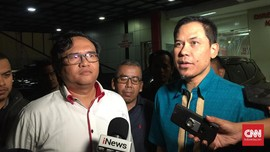 Diperiksa Kasus Ninoy, Munarman Klaim Tak Lihat Rekaman CCTV