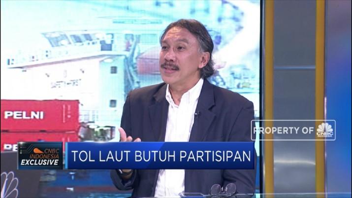 Periode pertama pemerintahan Joko Widodo akan segera berakhir, giliran menagih janji politiknya. Salah satunya adalah program tol laut, bagaiman progresnya?