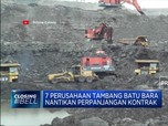 PKP2B Berakhir, Pengusaha Batu Bara Menanti Kepastian Kontrak