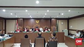 Sidang Kasus Suap PN Jakbar, Saksi Sebut Jaksa Nakal