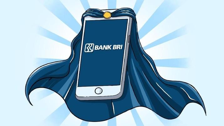 Saham PT Bank Rakyat Indonesia Tbk (BBRI) terus melanjutkan penguatan hingga mencetak rekor baru pada penutupan perdagangan, Senin (20/1/2020).