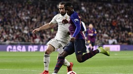 Bek Madrid Berharap Barcelona Tersingkir dari Liga Champions
