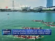 Singapura Juara Peringkat Daya Saing, Indonesia Gimana?