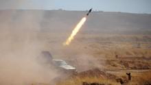 Empat Roket Hantam Pangkalan Militer AS di Irak