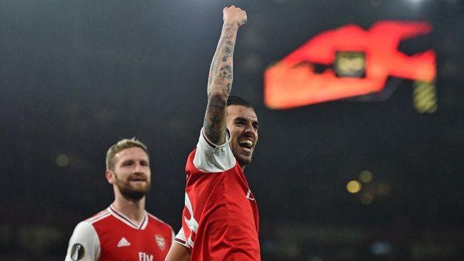 Gembira di Arsenal, Ceballos Tak Bahagia di Real Madrid