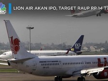 Lion Air akan IPO, Target Raup Rp 14 T?