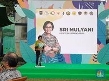 Sri Mulyani Idola Pelaku Pasar, Pantas Jadi Menkeu Lagi