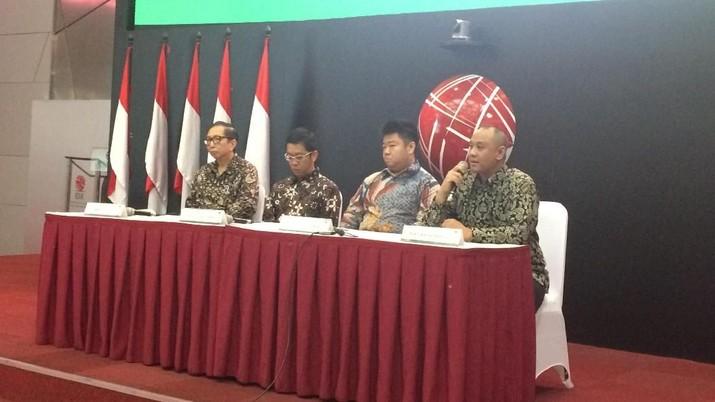 Dalam aksi korporasi ini, perseroan menunjuk PT Mirae Asset Sekuritas Indonesia sebagai penjamin pelaksana emisi.