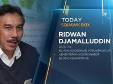 Live Now! Masa Depan Proyek Infrastruktur Jokowi Jilid II