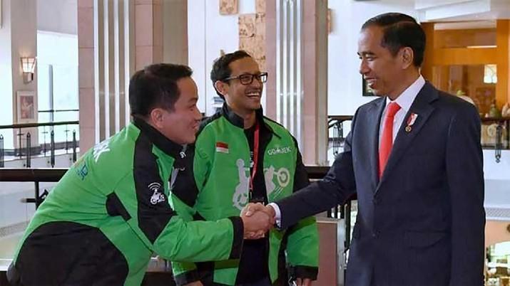 Bocoran nama-nama menteri Jokowi