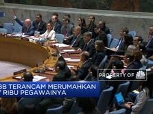 Defisit Keuangan, PBB Terancam Bangkrut