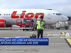 BEI Konfirmasi Lion Air Siap IPO Saham