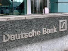 Di Tengah Restrukturisasi, Deutsche Bank Catat Rugi Rp 12,9 T