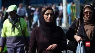 VIDEO: Gairah Wanita Iran Nonton Sepak Bola di Stadion