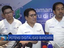 Potensi Digitalisasi Bandara, Astra Siap Garap Angkasa Pura 2