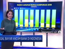 Gagal Bayar Utang Korporasi Ancam Perbankan Indonesia