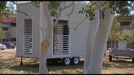 VIDEO: Australia Buat Rumah Mini Anti Bencana Alam