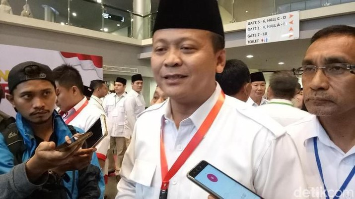 Nama Edhy Prabowo disebut-sebut jadi calon kuat Menteri Pertanian pada kabinet Joko Widodo (Jokowi dan Ma'ruf Amin.