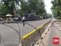 Antisipasi Demo, Polisi Tutup Jalan Sekitar Istana Merdeka