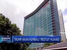 Akhirnya Trump Melunak Ke Huawei