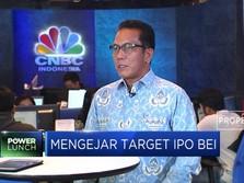 BEI Optimis Capai Target 75 Perusahaan IPO