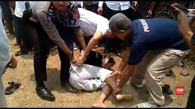 Polisi Dalami Pelaku Penusukan Wiranto Bagian dari JAD