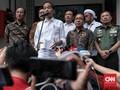 Jokowi: Wiranto Ingin Segera Pulang, Ingin Ikut Ratas