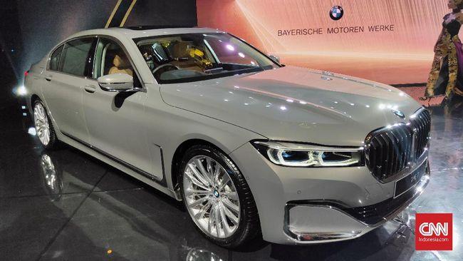 BMW Rilis Sedan yang Sempat Ditawarkan jadi Tunggangan Jokowi