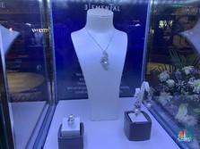 Mengintip Berlian Sentuhan Tex Saverio Seharga Ratusan Juta