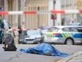 FOTO: Penembakan Maut di Jerman Saat Peringatan Yom Kippur